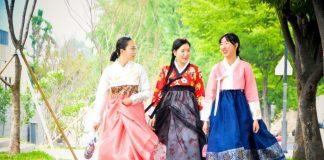 Du lịch Hàn Quốc mùa hè